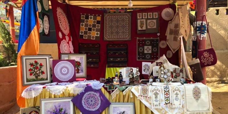 Armenia Participates in the 34-th Surajkund International Festival