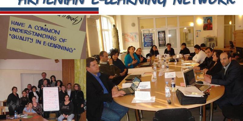 E-learning online course for VET teachers