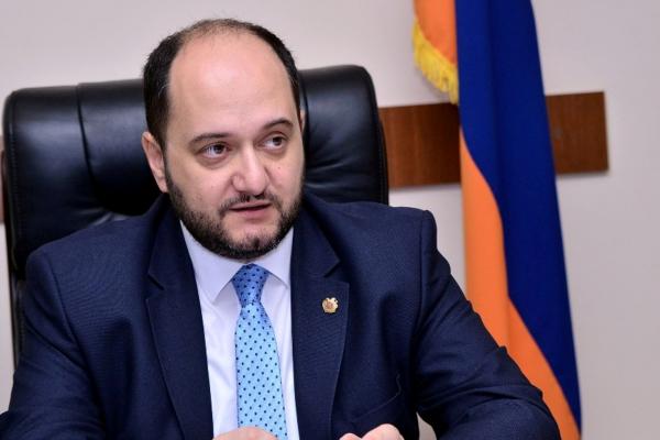 Minister Arayik Harutyunyan's congratulatory message on the occasion of the International Museum Day