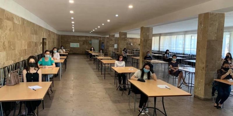 Հայաստանի տարածքից դուրս գտնվող ՀՀ քաղաքացիները և ազգությամբ հայ օտարերկրյա քաղաքացիները կմասնակցեն միասնական քննություններին