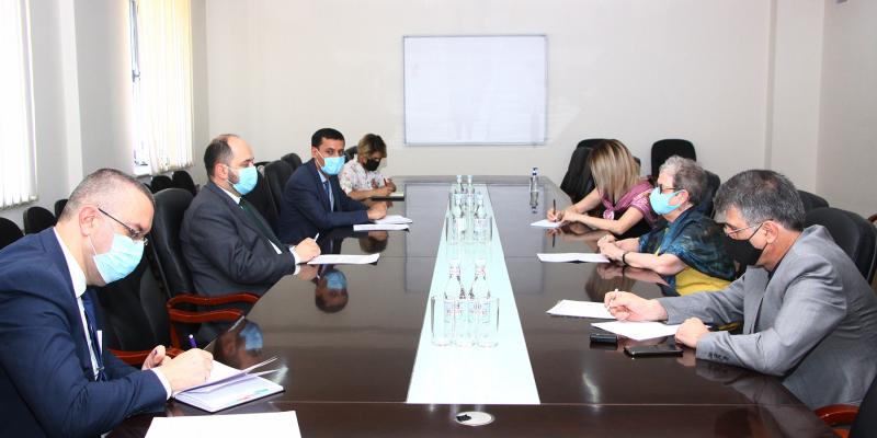 ԿԳՄՍՆ համակարգման ոլորտներում Եվրոպական միության աջակցությունն ու գործընկերությունը շարունակական են