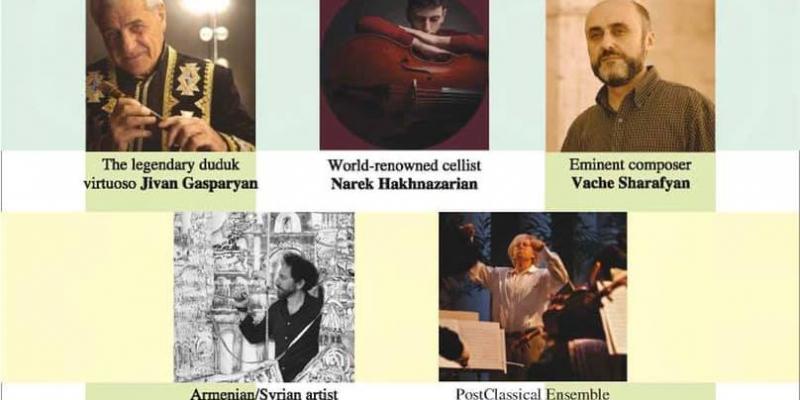 Հայ-ամերիկյան դիվանագիտական հարաբերությունների հաստատման 100-ամյակին նվիրված համերգին հնչել են կոմպոզիտոր Վաչե Շարաֆյանի ստեղծագործությունները