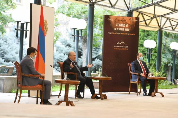 «STARMUS» փառատոնը գալիս է Հայաստան. այն միավորում է գիտությունը, կրթությունը, արվեստն ու տեխնոլոգիաները