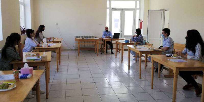 Աշակերտական ֆորում Հայաստանի Հանրապետությունում կրթության հիմնախնդիրների և զարգացման հեռանկարների շուրջ
