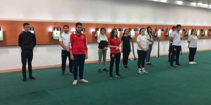 Կայացել է գնդակային հրաձգության Հայաստանի մեծահասակների առաջնությունը