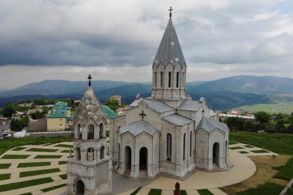 Հուշարձանների համաշխարհային հիմնադրամը դատապարտում է Սուրբ Ղազանչեցոցի թիրախավորումը