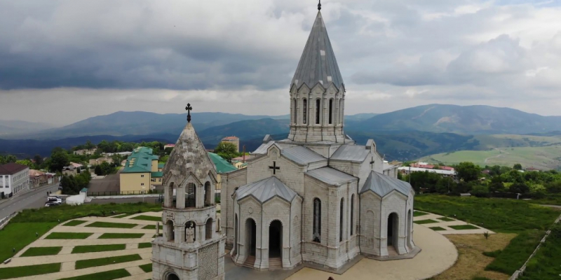 The World Monuments Fund condemns the targeting of the St. All Savoir Ghazanchetsots Church