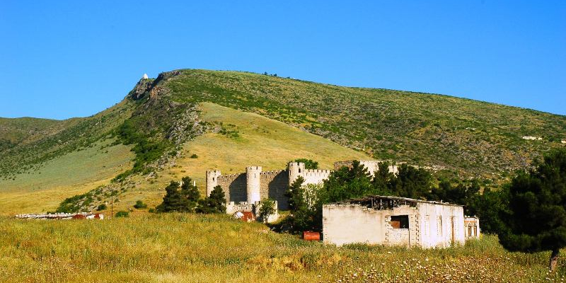 Cultural genocide: Tigranakert archaeological camp has been shelled.