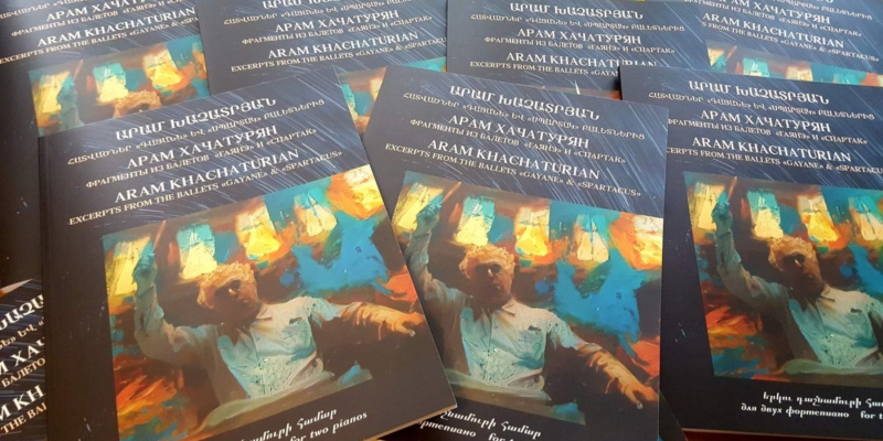House-Museum of Aram Khachaturian releases 2 new editions