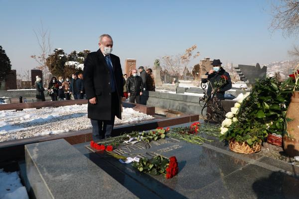 Arno Babajanyan-100։ the people themselves appreciate his merits