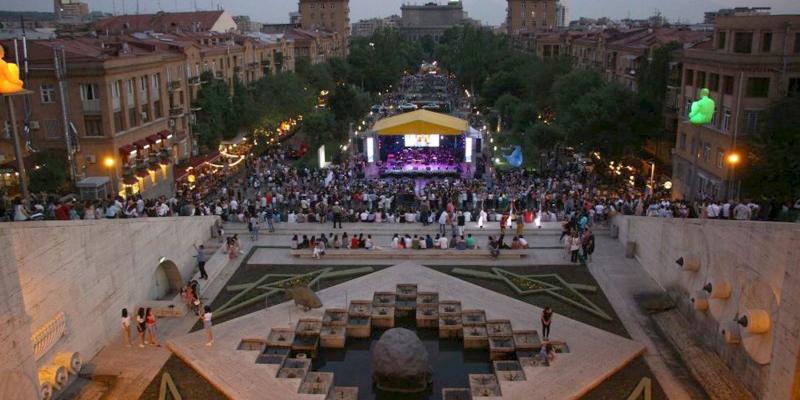 Գաֆէսճեան արվեստի կենտրոնի կողմից իրականացված բազմաթիվ ծրագրեր նոր որակ են հաղորդել մշակութային կյանքին. Նարինե Խաչատուրյան