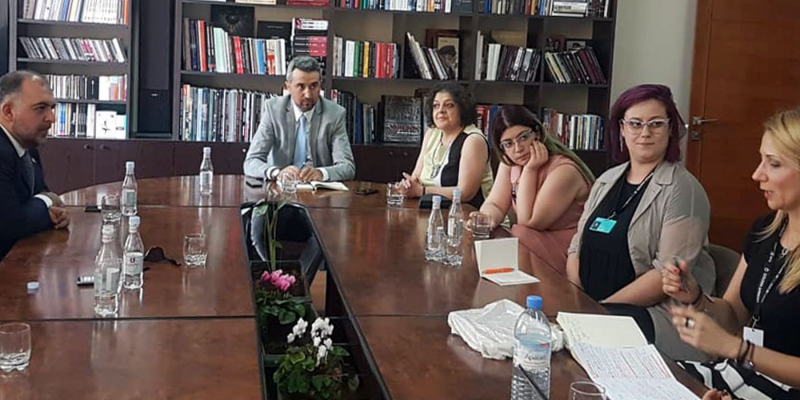 «Ստեղծագործ Եվորպա» ծրագրի ՄԵԴԻԱ բաղադրիչը կօգնի զարգացնել հայ կինոն