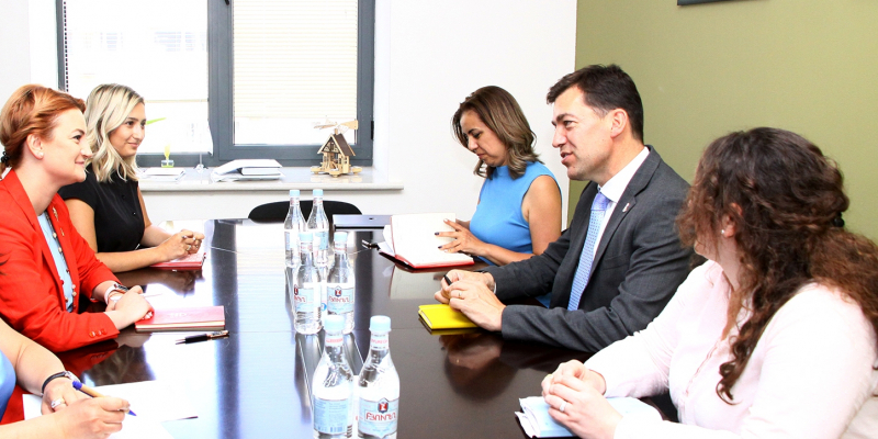 Քննարկվել են հայ-բրիտանական կրթական համագործակցության զարգացման առաջիկա քայլերը