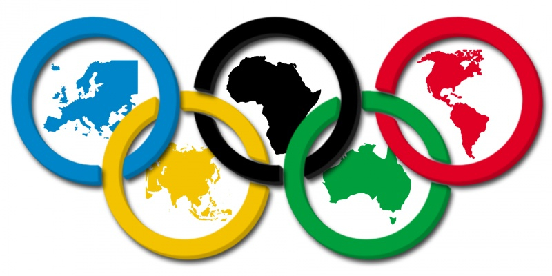 Champions of the Olympic Games