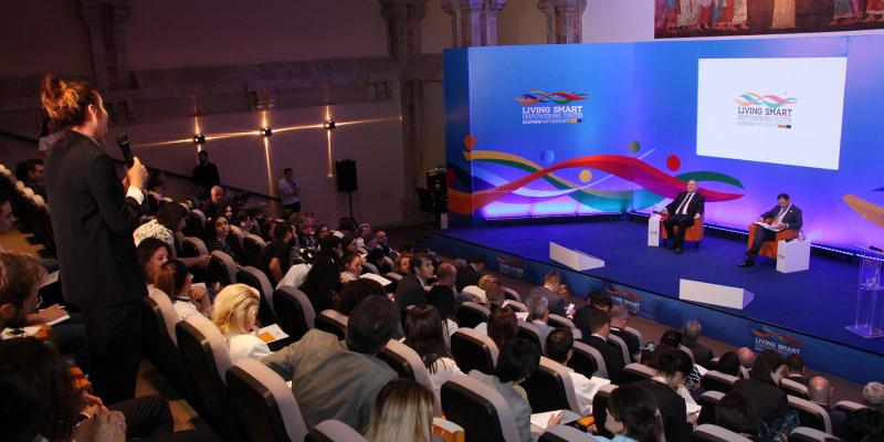 «Ապրել խելացի. հզորացնել երիտասարդներին»` համաժողով նվիրված Արևելյան գործընկերության 10-ամյակին