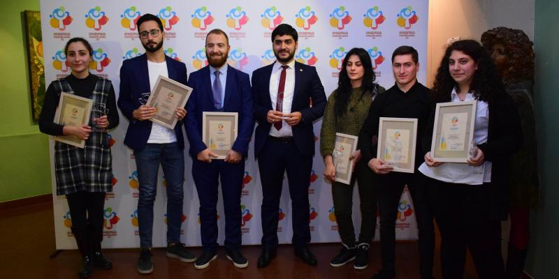 Известны победители «Молодежной премии 2019 года»