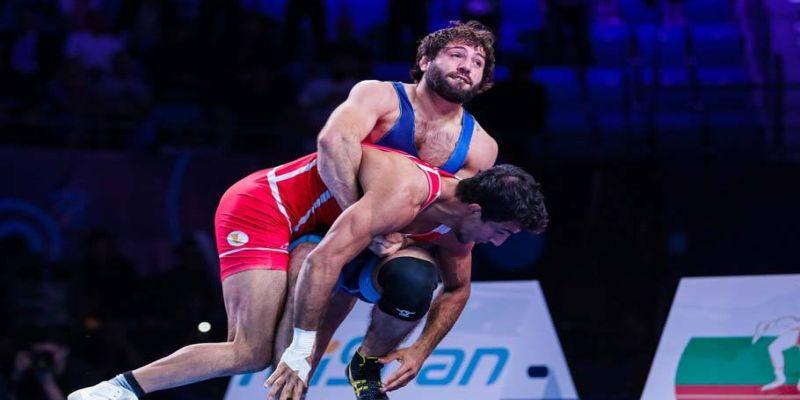 Карапет Чалян - бронзовый призер чемпионата Европы