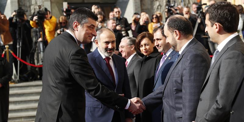 Высокий потенциал для развития армяно-грузинского сотрудничества в сфере высоких технологий, образования и науки