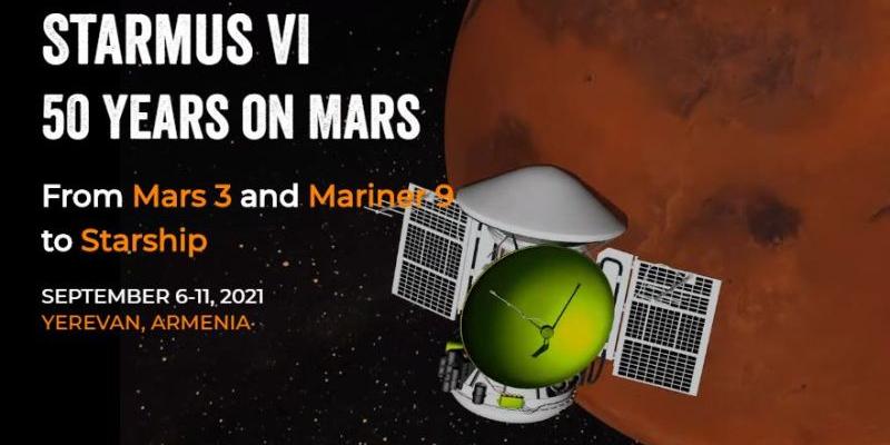 «STARMUS FESTIVAL VI. 50 տարի Մարսի վրա»