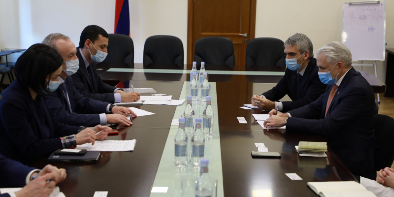 Armenia expects UN assistance in preserving historical and cultural heritage beyond Artsakh's control