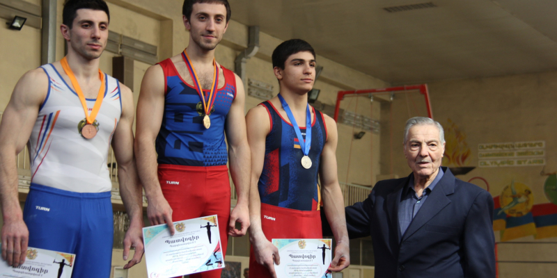 Արդյունքները գոհացնող են. հայտնի են Հայաստանի սպորտային մարմնամարզության առաջնության մրցանակակիրները