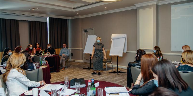 Մեկնարկել է Erickson Armenia-ի «Տրանսֆորմացիոն քոուչինգի արվեստն ու գիտությունը» ծրագրի երկրորդ փուլի դասընթացը