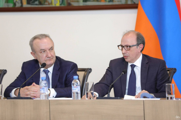 The sitting of the Armenian National Commission for UNESCO is held