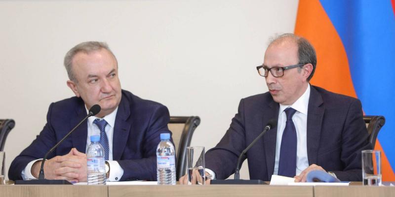 Տեղի է ունեցել Հայաստանի՝ ՅՈՒՆԵՍԿՕ-ի ազգային հանձնաժողովի նիստը