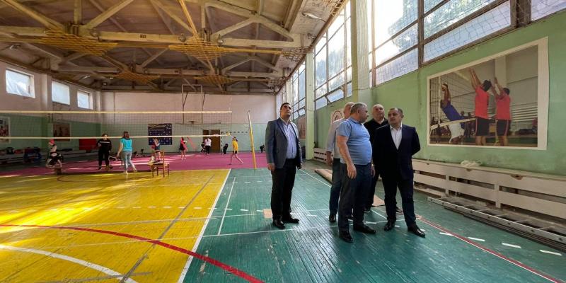 Կարեն Գիլոյանն այցելել է ՀՖԿՍՊԻ. քննարկվել են բուհի բարեփոխումներին ուղղված ծրագրերը