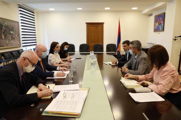 Делегации ПАСЕ представлены угрозы армянскому культурно-историческому наследию