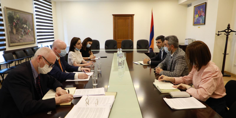 Threats to the Armenian historical and cultural heritage is presented to PACE delegation