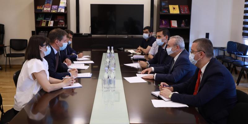 ԿԳՄՍ ոլորտներում հայ-ֆրանսիական համագործակցությունը թևակոխում է գործնական փուլ