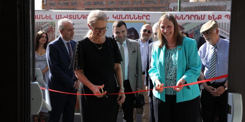 ՀԱՀ նոր ուսանողական հանրակացարանն առաջիկայում ուսանողներ կընդունի արտերկրից ու Հայաստանի մարզերից