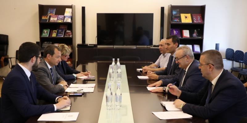 Քննարկվել են հայ-իտալական համագործակցության զարգացման նոր հեռանկարները