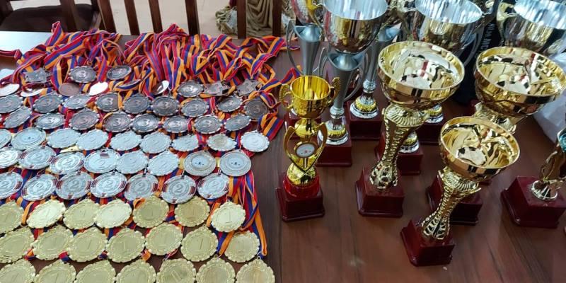 Հայտնի են Հայաստանի պաուերլիֆտինգի առաջնության մրցանակակիրները