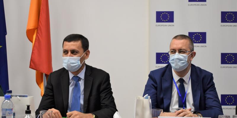 «Էրազմուս+» ծրագրի մասնակիցները հյուրընկալվել են ՀՀ-ում ԵՄ պատվիրակության գրասենյակում