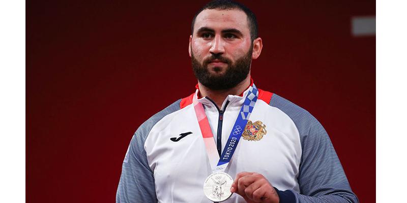 Տոկիո-2020. Սիմոն Մարտիրոսյանը՝ արծաթե մեդալակիր