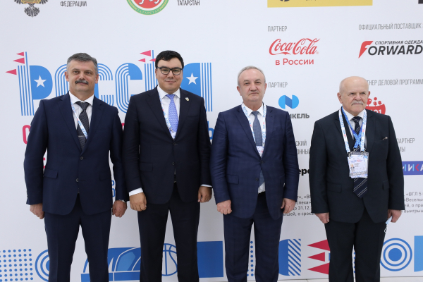 """Vahram Dumanyan participates in """"Russia – Country of Sports"""" International Forum"""