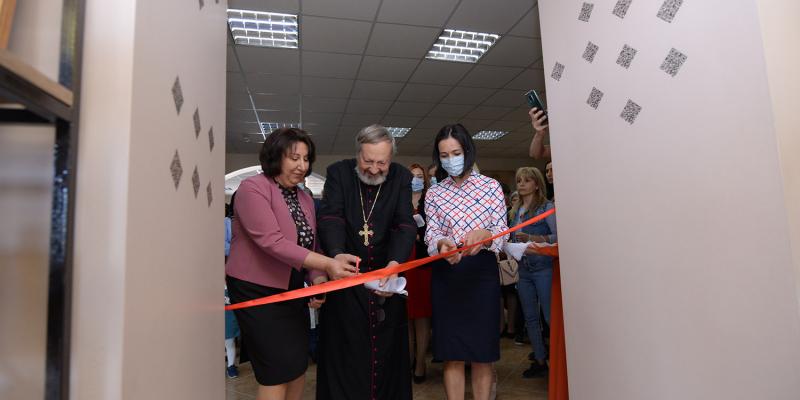 Գյումրու թիվ 4 արհեստագործական պետական ուսումնարանում բացվել է բարեգործական խոհանոցային սրահ