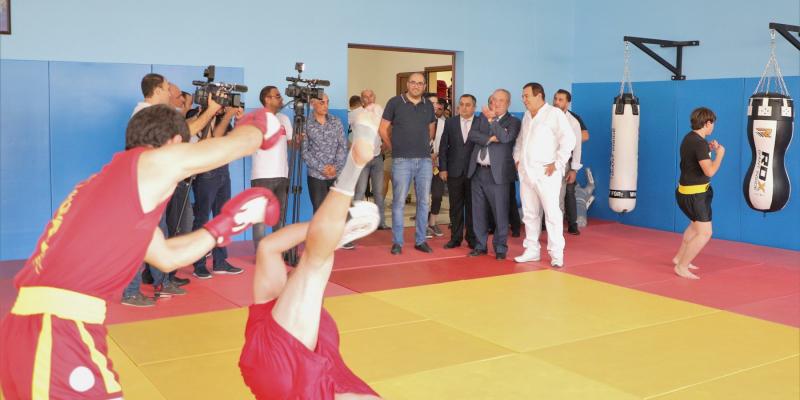 «ԿԳՄՍ նախարարությունը և Օլիմպիական կոմիտեն պետք է գտնեն համագործակցության ամենաարդյունավետ միջոցները». Վահրամ Դումանյան