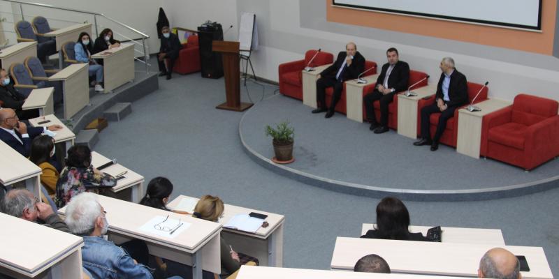 Կարեն Թռչունյան․ «Ամենակարևորը որակյալ կրթությունն է, ոչ թե ռեկտորի ընտրությունը»