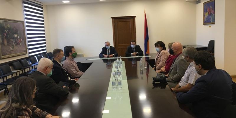 Կենսաբանության միջազգային օլիմպիադան կանցկացվի Հայաստանում